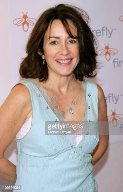 Patricia Heaton during Firefly and Clothes Off Your Back Trick or Treat Hosted by Jane Kaczmarek and Bradley Whitford at Wattles Mansion in Hollywood...