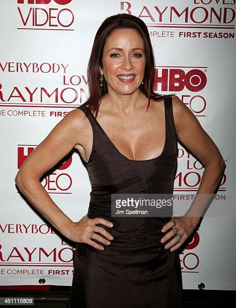 Patricia Heaton during HBO Video Hosts Everybody Loves Raymond The Complete First Season DVD Release Party at Carmine's in New York City New York...