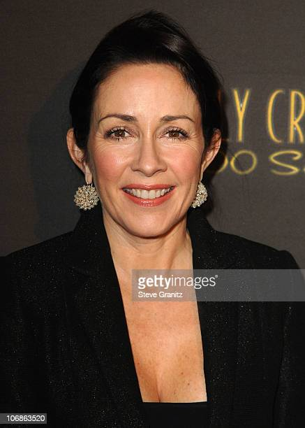 """Patricia Heaton during Los Angeles Opening Night of The Tony Award Winning Broadway Show Billy Crystal """"700 Sundays"""" at Wilshire Theatre in Beverly..."""