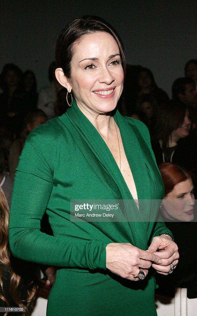 Mercedes-Benz Fashion Week Fall 2007 - Chaiken - Front Row and Backstage : News Photo