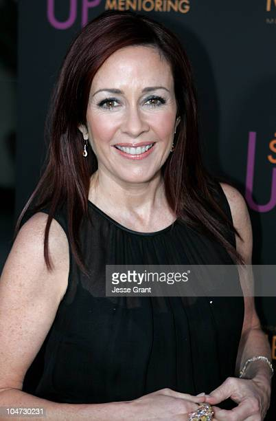 Patricia Heaton during Stand Up for Mentoring Evening of Comedy Arrivals at Kodak Theatre in Hollywood California United States