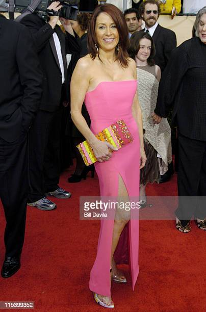 Patricia Heaton during The 10th Annual Screen Actors Guild Awards Arrivals at The Shrine Auditorium in Los Angeles California United States