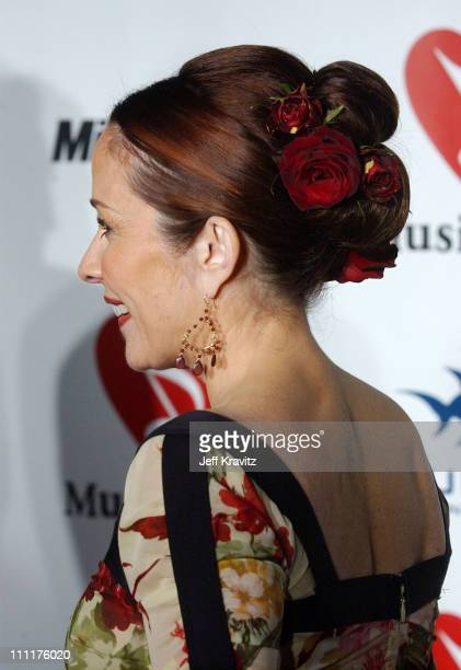 Patricia Heaton during The 46th Annual Grammy Awards MusiCares Person of the Year Honoring Sting at Sony Picture Studios in Culver City California...