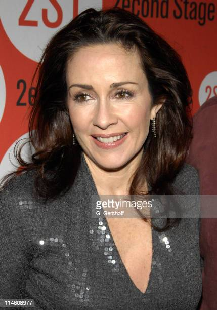 Patricia Heaton during The Scene New York Opening Night and After Party at Second Stage Theatre in New York City New York United States