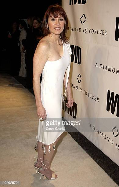 Patricia Heaton during Women's Wear Daily The Ultimate Fashion Authority Hosted White Hot Diamonds The Exclusive PreOscar Fashion Event Where...