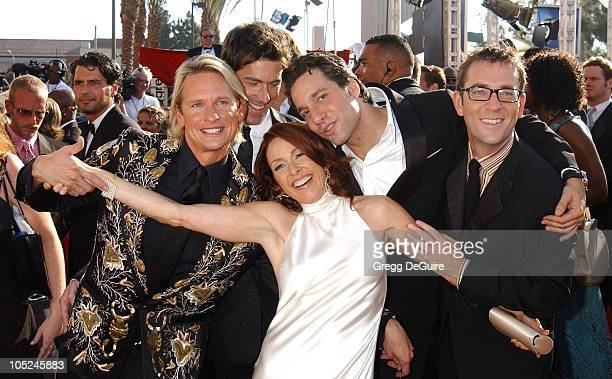 Patricia Heaton 'Queer Eye For The Straight Guy' cast members