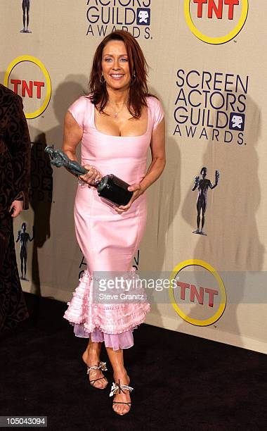 Patricia Heaton Winner in Outstanding Ensemble in a Comedy Series for 'Everybody Loves Raymond'