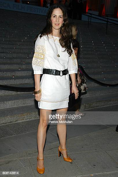 Patricia Herrera Lansing attends VANITY FAIR Tribeca Film Festival Party hosted by GRAYDON CARTER and ROBERT DE NIRO at The State Supreme Courthouse...