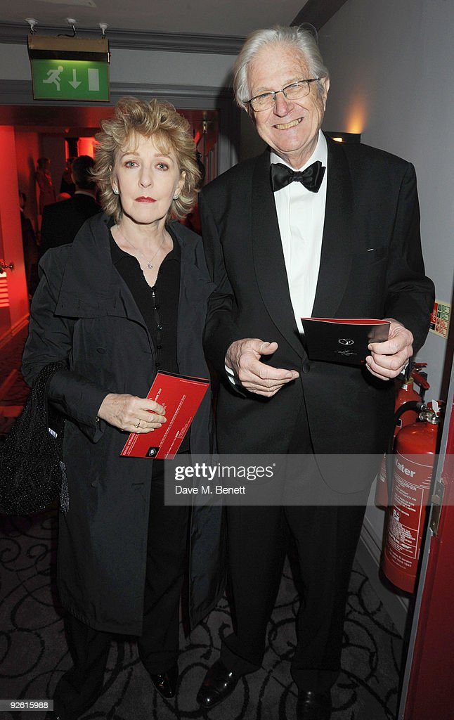 Patricia Hodge attends the opening party of The Red Room, on November 2, 2009 in London, England.