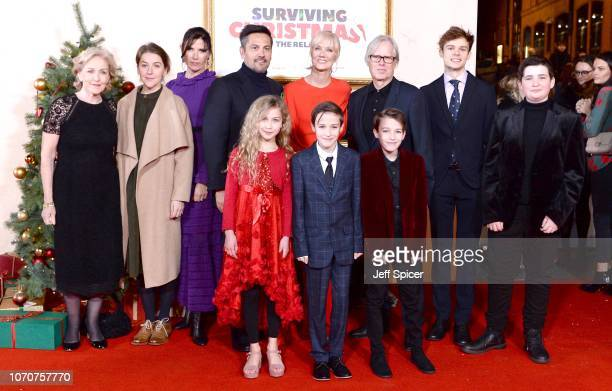 Patricia Hodge Gemma Whelan Ronni Ancona Michael Landes Kitty Peterkin Lochlin White Joely Richardson James Dearden Riley White Jonas Moore and...