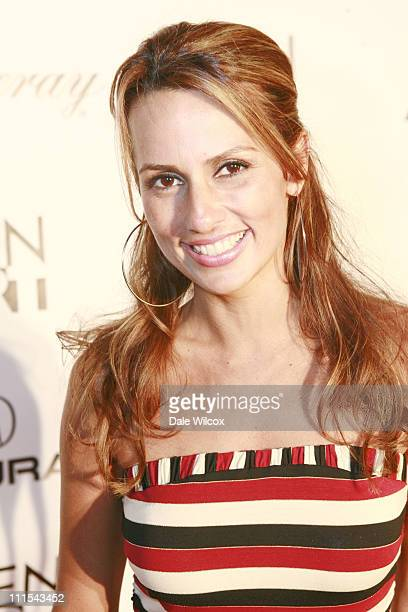 Patricia Kara during Gen Art Ignite Event August 17 2006 at Henry Fonda Theater in Hollywood CA United States