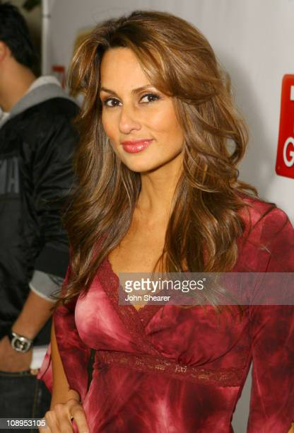 Patricia Kara during The SeenONcom Launch Party Red Carpet at Boulevard3 in Los Angeles California United States