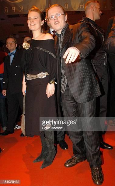 Patricia Kelly Angelo Kelly Mitglieder der 'Kelly Family' AftershowParty nach der 'Echo 2004'Verleihung Berlin 'Palais am Funkturm' roter Teppich...