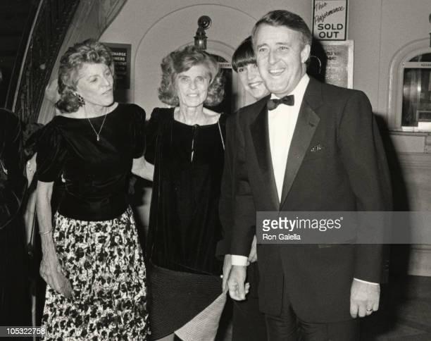 Patricia Kennedy Lawford Jean Kennedy Smith Brian Mulroney and Mila Mulroney