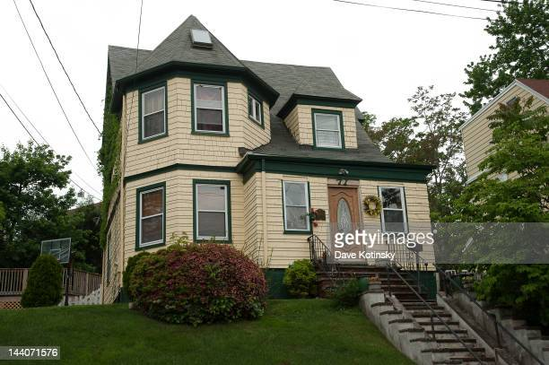 Patricia Krentcil's home on May 9 2012 in Nutley New Jersey