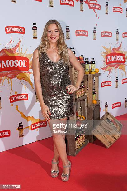 Patricia Montero presents the rebirth of the brand on May 20 2015 in theaters Zumosol callus of Madrid
