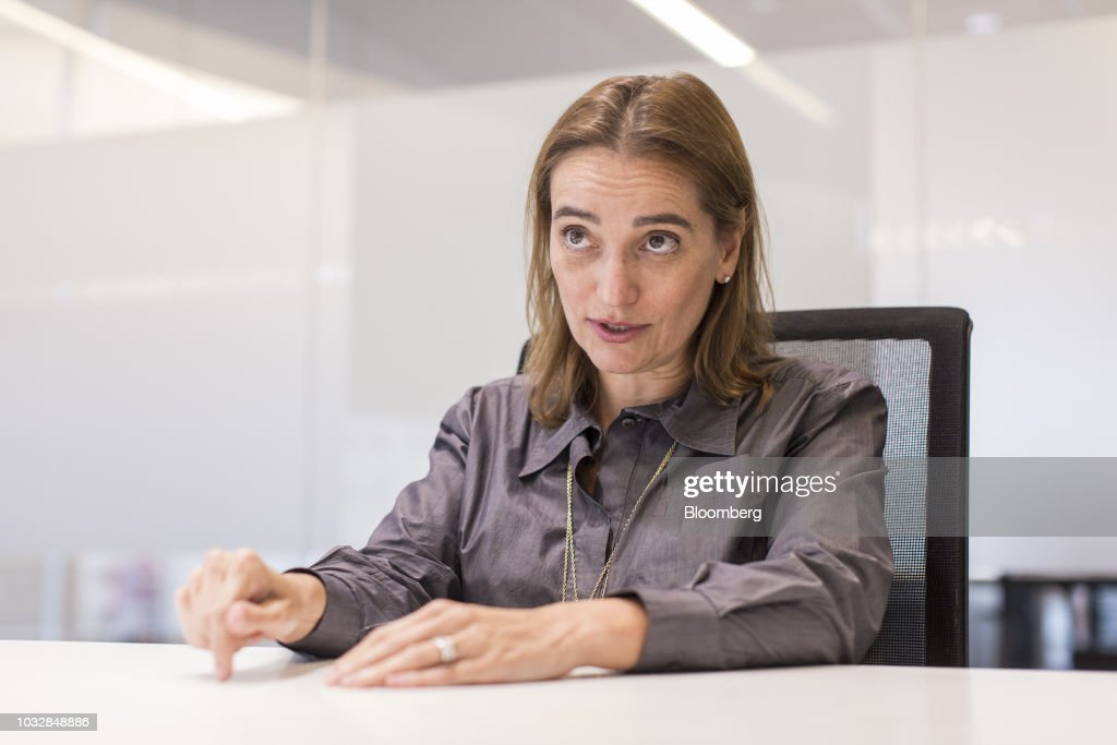 Patricia Moraes, former head of investment banking for