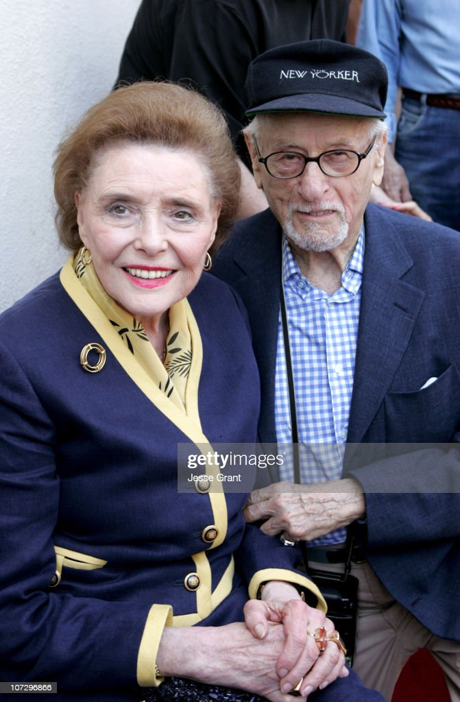 Patricia Neal and Eli Wallach during Patricia Neal Honored with Star on the Hollywood Walk of Fame for Her Achievements in Film at 7018 Hollywood Blvd. in Hollywood, California, United States.