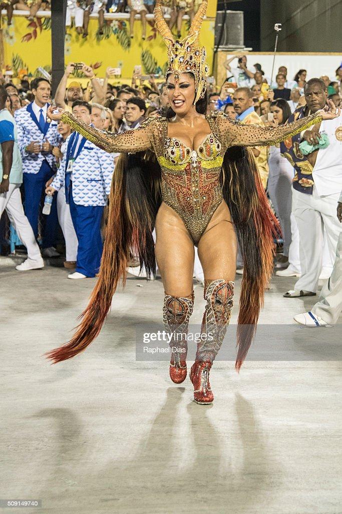 Rio Carnival 2016 - Day 2 : Foto jornalística