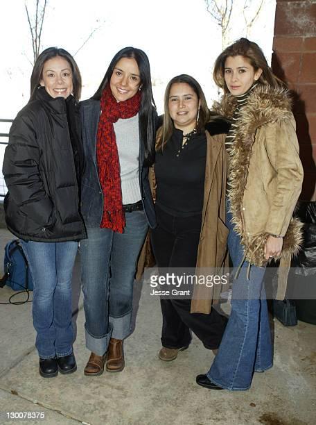 Patricia Rae Catalina Sandino Moreno Guilied Lopez and Yenny Paola Vega