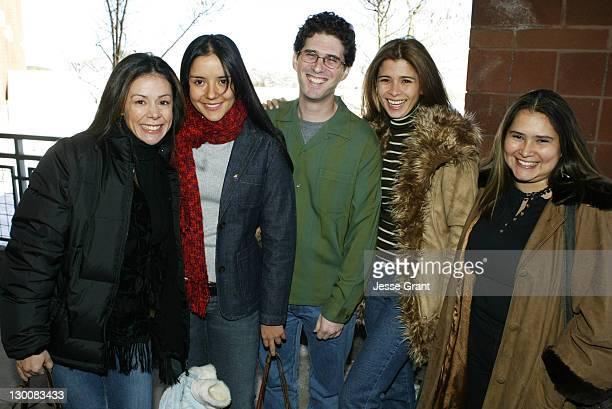 Patricia Rae Catalina Sandino Moreno Joshua Marstow Yenny Paola Vega and Guilied Lopez