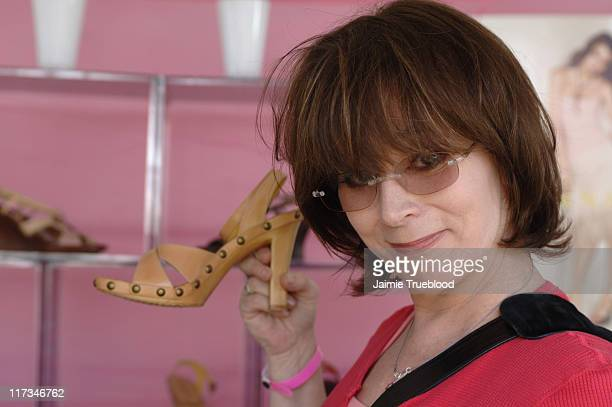Patricia Richardson at Gianni Bini during Silver Spoon Hollywood Buffet Day 2 in Los Angeles California United States Photo by Jaimie...