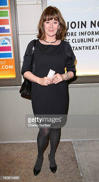 Patricia Richardson attends the An Enemy Of The People Broadway Opening Night at the Samuel J Friedman Theatre on September 27 2012 in New York City