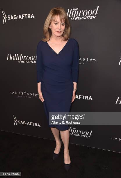 Patricia Richardson attends The Hollywood Reporter And SAGAFTRA Emmy Award Contenders Annual Nominees Night on September 20 2019 in Beverly Hills...