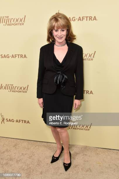 Patricia Richardson attends The Hollywood Reporter and SAGAFTRA Annual Nominees Night to celebrate Emmy Award contenders at Avra Beverly Hills...