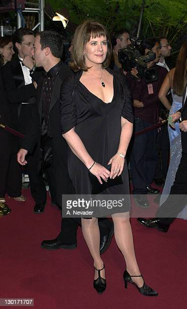 Patricia Richardson during Night of 100 Stars at Beverly Hills Hotel in Beverly Hills California United States