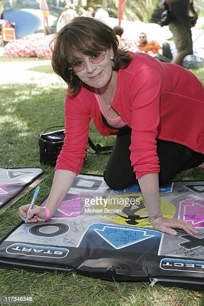 Patricia Richardson during Silver Spoon Hollywood Buffet Day 2 in Los Angeles California United States Photo by Michael Bezjian/WireImage for Silver...
