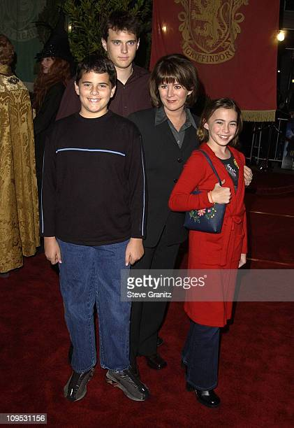 Patricia Richardson guests during Harry Potter and the Chamber of Secrets Premiere Los Angeles Arrivals at Mann Village Theatre in Westwood...