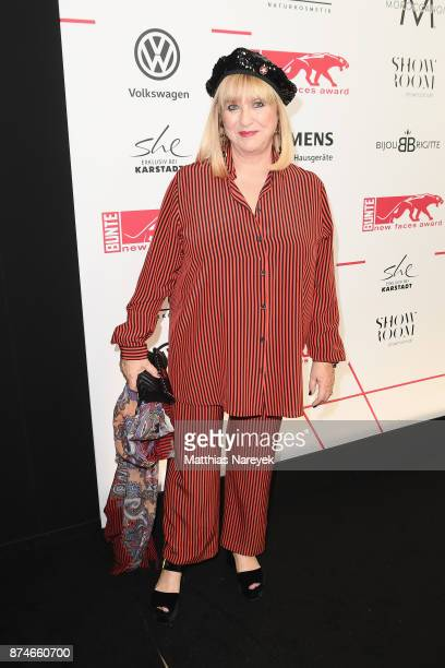 Patricia Riekel attends the New Faces Award Style 2017 at The Grand on November 15 2017 in Berlin Germany