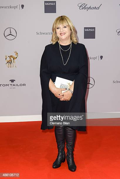 Patricia Riekel attends the Tribute To Bambi 2014 at Station on September 25 2014 in Berlin Germany