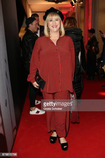 Patricia Riekel during the New Faces Award Style 2017 at 'The Grand' hotel on November 15 2017 in Berlin Germany