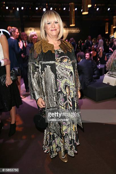 Patricia Riekel during the Tribute To Bambi at Station on October 6 2016 in Berlin Germany