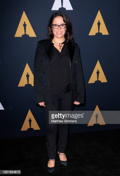 Patricia Riggen attends the 45th Student Academy Awards at Samuel Goldwyn Theater on October 11 2018 in Beverly Hills California