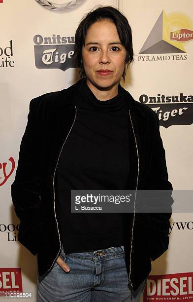 Patricia Riggen Director of La Misma Luna during 2007 Park City Hollywood Life House Day 1 at Hollywood Life House in Park City Utah United States