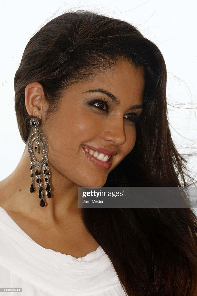 Patricia Rodriguez - Miss Spain 2009 : News Photo