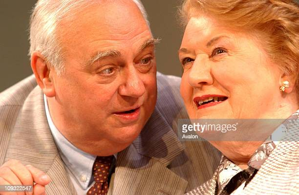 Patricia Routledge Roy Hudd Return To The Stage In A New Production Of George S Kaufman And Howard Teichmann's Classic Comedy 'the Solid Gold...