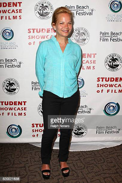 Patricia Sims attends Palm Beach International Film Festival 2016 Filmmakers Meet And Greet on April 7 2016 in Manalapan Florida