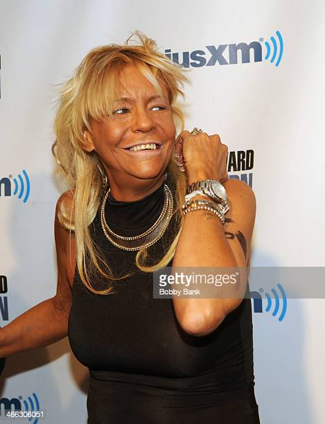Patricia Tan Lady Krentcil at SiriusXM's Howard Stern Birthday Bash at Hammerstein Ballroom on January 31 2014 in New York City