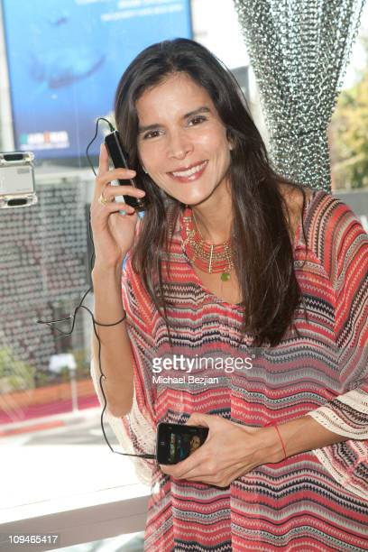 Patricia Velasquez at The Studio At HAVEN360 Day 2 on February 26 2011 in West Hollywood California