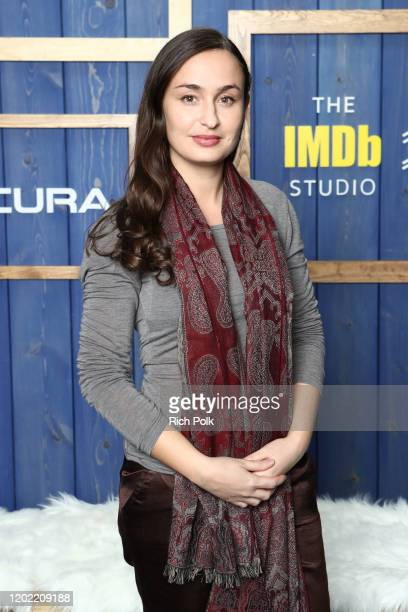 Patricia Vidal Delgado of 'La Leyenda Negra' attends the IMDb Studio at Acura Festival Village on location at the 2020 Sundance Film Festival – Day 3...