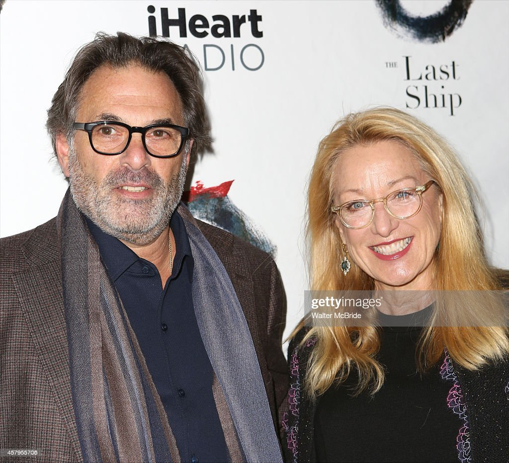 """The Last Ship"" Broadway Opening Night - Arrivals And Curtain Call : ニュース写真"