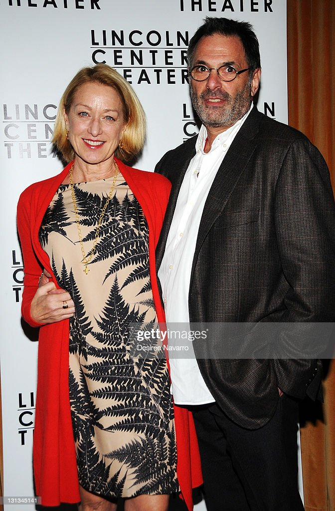 Patricia Wettig and Ken Olin attend the 'Other Desert Cities' opening night after party at the Marriot Marquis on November 3, 2011 in New York City.