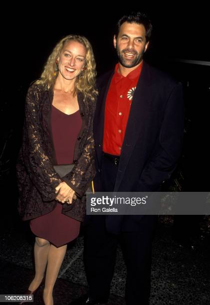Patricia Wettig and Ken Olin during Scott Newman Center's 12th Annual Drug Abuse Prevention Awards at Hitchcock Theatre in Universal City California...