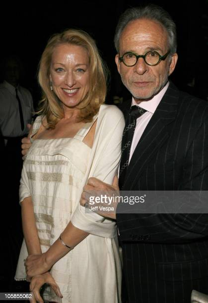 Patricia Wettig and Ron Rifkin * EXCLUSIVE * during 18th Annual GLAAD Media Awards Los Angeles After Party at Kodak Theater in Los Angeles California...