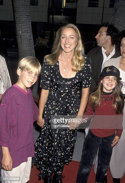 Patricia Wettig son Clifford Olin and daughter Roxanne Olin