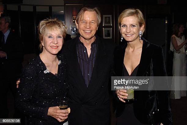 Patricia York Michael York and attend VANITY FAIR Pre Golden Globes Party at Sunset Tower Hotel on January 15 2006 in West Hollywood CA